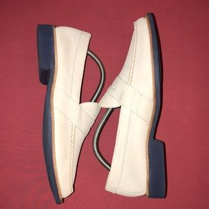 Cole Haan blue soles loafers